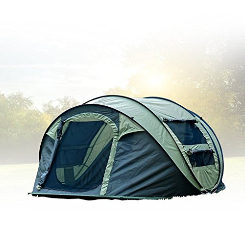 392204b341d FiveJoy Instant 2-3-Person Pop Up Dome Tent – The easiest to put away