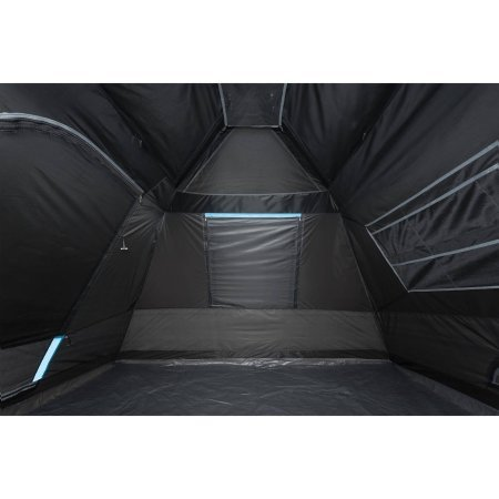 Interior of the Ozark 6 person dark rest tent