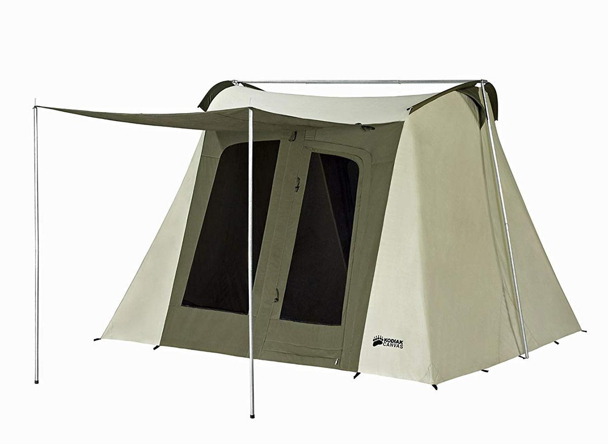Kodiak Canvas Flex Bow Tent Review