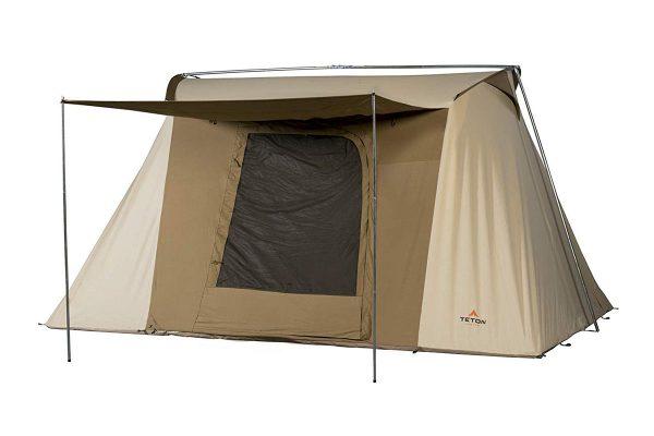 Teton Sports Mesa Canvas 14 Tent Review