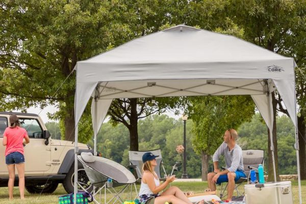 Best Canopy Tent To Take Camping: All In One Shade, Shelter & Social Space